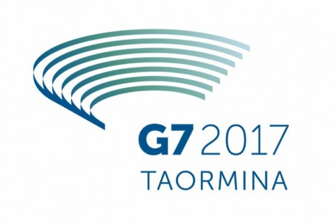 G7 Top in Taormina