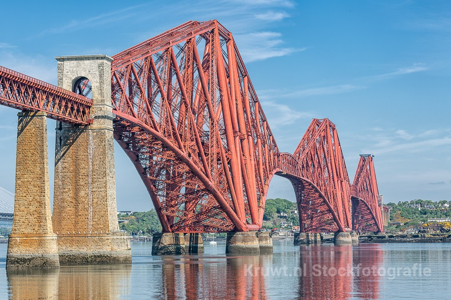 Forth Bridge Schotland